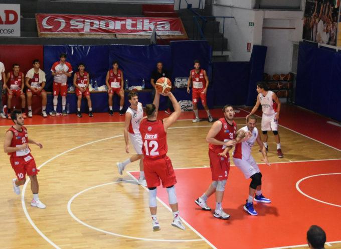 Prima partita di campionato per il Basketball Club Lucca e prima trasferta
