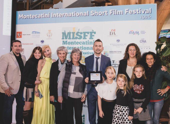 NOTTURNO, del regista lucchese Emanuel Nencioni, vincitore nella 72° edizione del MONTECATINI INTERNATIONAL SHORT FILM FESTIVAL (MISFF).