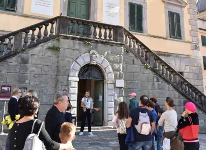 Giornata delle Famiglie al Museo, sold out la passeggiata al Parco Scultura Contemporanea