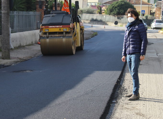 PIETRASANTA – via libera a maxi lotto asfaltature, altre nove strade in sicurezza (circa 3 km)