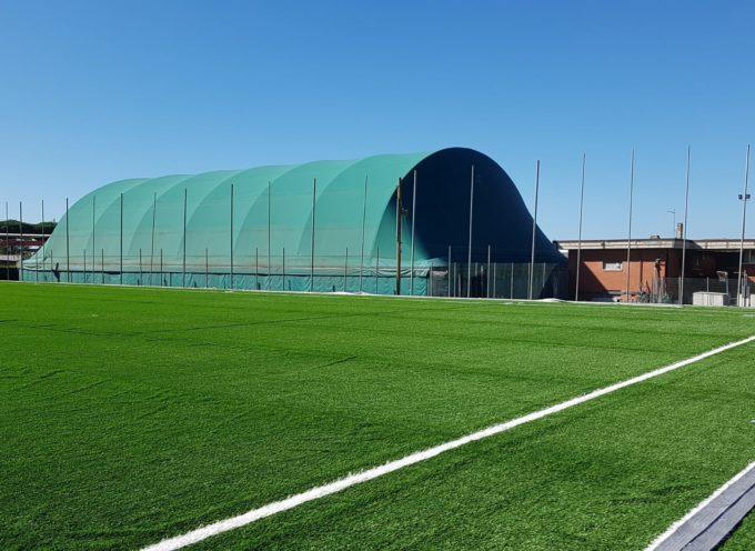 Impianti Sportivi: vernissage ufficiale per il Campo della Pruniccia