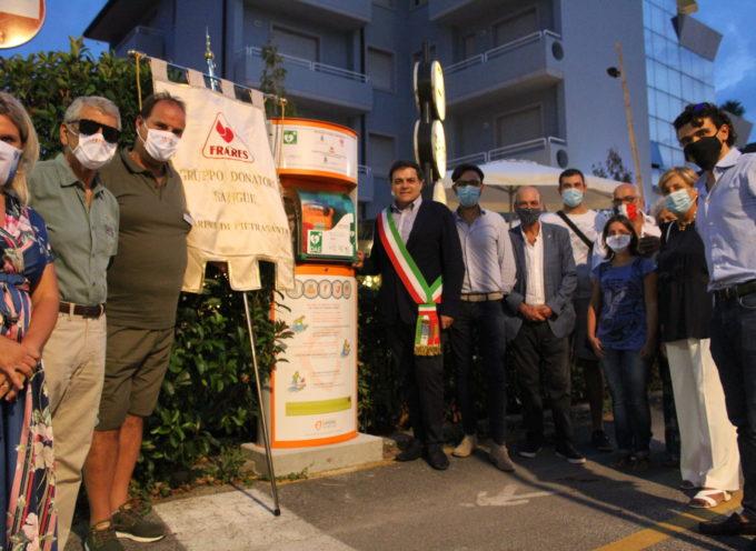 Pietrasanta Cardioprotetta sale sulle auto della Polizia Municipale, un nuovo defibrillatore anche per il Campo del Sale