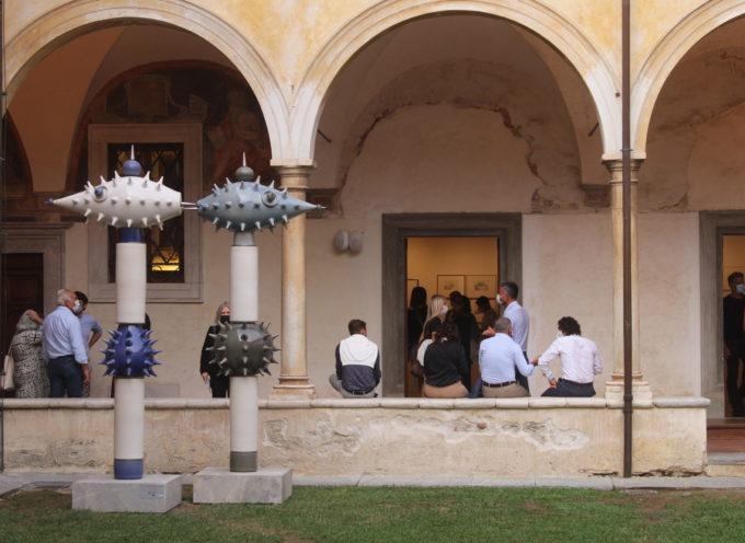 un altro weekend d'arte a Pietrasanta, tutte le mostre aperte