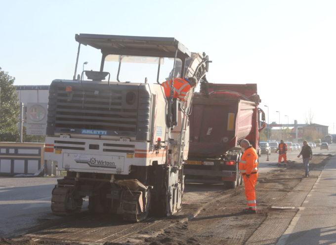Strade Sicure: via Aurelia in sicurezza, nuovi cantieri per asfaltature tra Focette e Ponterosso