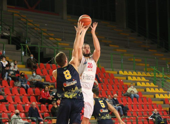 Basketball Club Lucca – Olimpia Legnaia