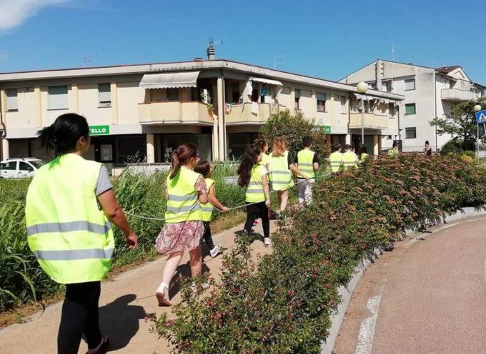 parte il 'Piedibus' rivolto agli alunni delle scuole primarie di Capannori e Lunata