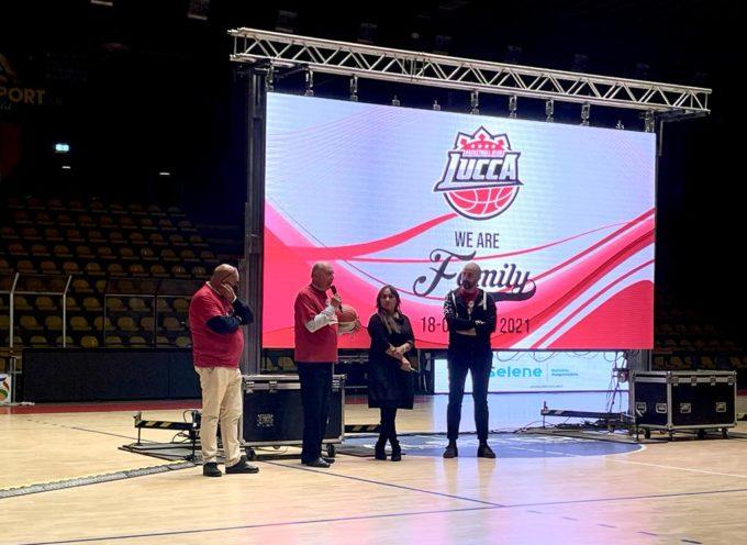 Un successo l'evento WE ARE FAMILY di Basketball Club Lucca