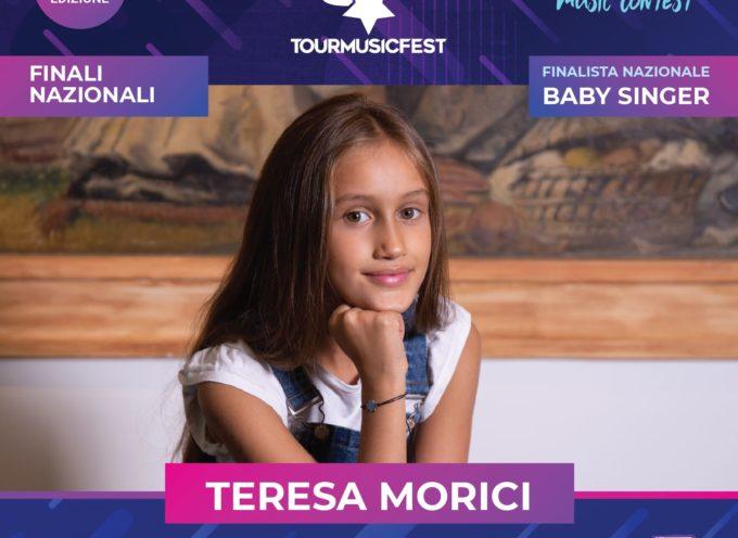 Una giovane cantante emergente lucchese dell'Istituto Jam Academy di Lucca in finale al Tour Music Fest,
