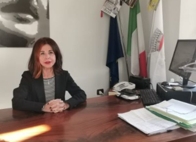 IL SALUTO DEL COMMISSARIO DOTT.SSA CASSONE