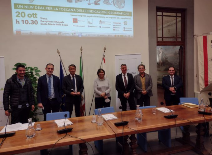 Torna BuyFood Toscana 2021. A Siena dal 18 al 20 ottobre