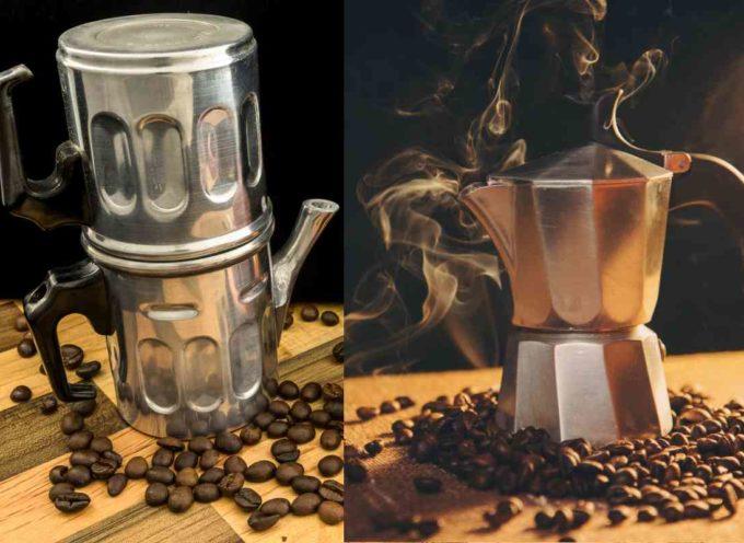 Giornata internazionale del caffè: che differenza c'è tra caffettiera napoletana e la moka?