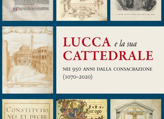 la presentazione del  volume «Lucca e la sua cattedrale nei 950 anni della consacrazione (1070-2020)»