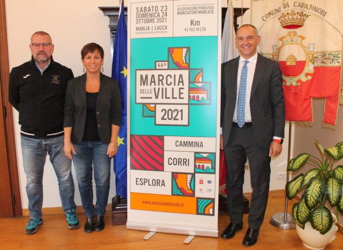 TORNA LA 'MARCIA DELLE VILLE' GIUNTA ALLA 44a EDIZIONE