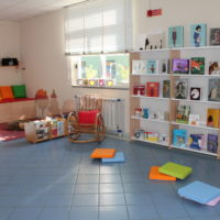 INAUGURATO IL NUOVO CENTRO EDUCATIVO 'PICCOLA ARTEMISIA' DEDICATO A FAMIGLIE CON BAMBINI