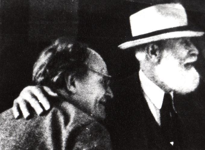 "l'associazione culturale lucchese ""Amici di Enrico Pea"" lo celebra a 140 anni dalla nascita"