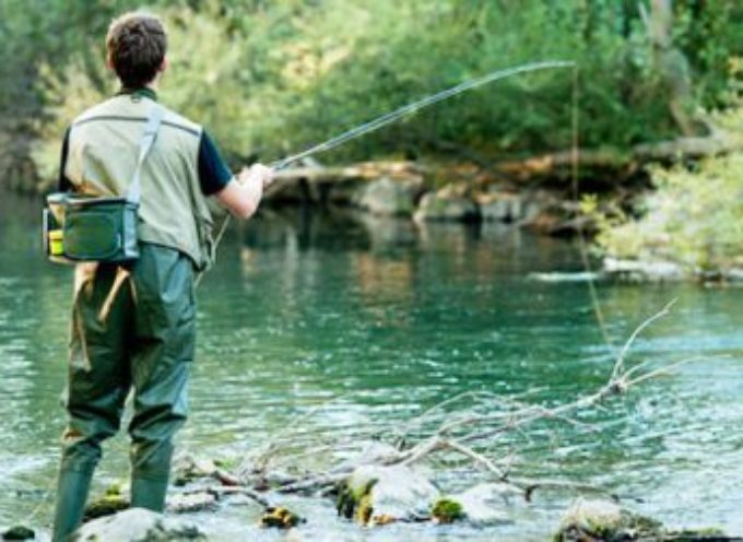 Pescare in Garfagnana.