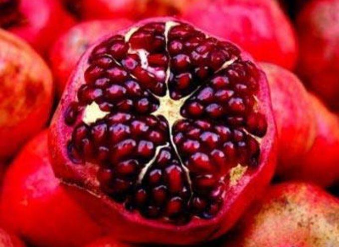 Melograno: fate il pieno di antiossidanti naturali