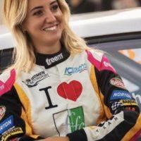 Rally, la pilota che convive con la fibrosi cistica: storia di Rachele Somaschini